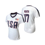 USWNTPA Tobin Heath Women's Game Day Shirt by Icon Sports