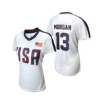 USWNTPA Alex Morgan Women's Game Day Shirt by Icon Sports