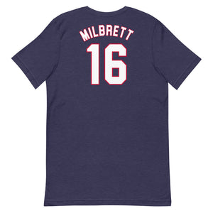 Tiffeny Milbrett 1999 USWNT 4 Star T-Shirt by Icon Sports