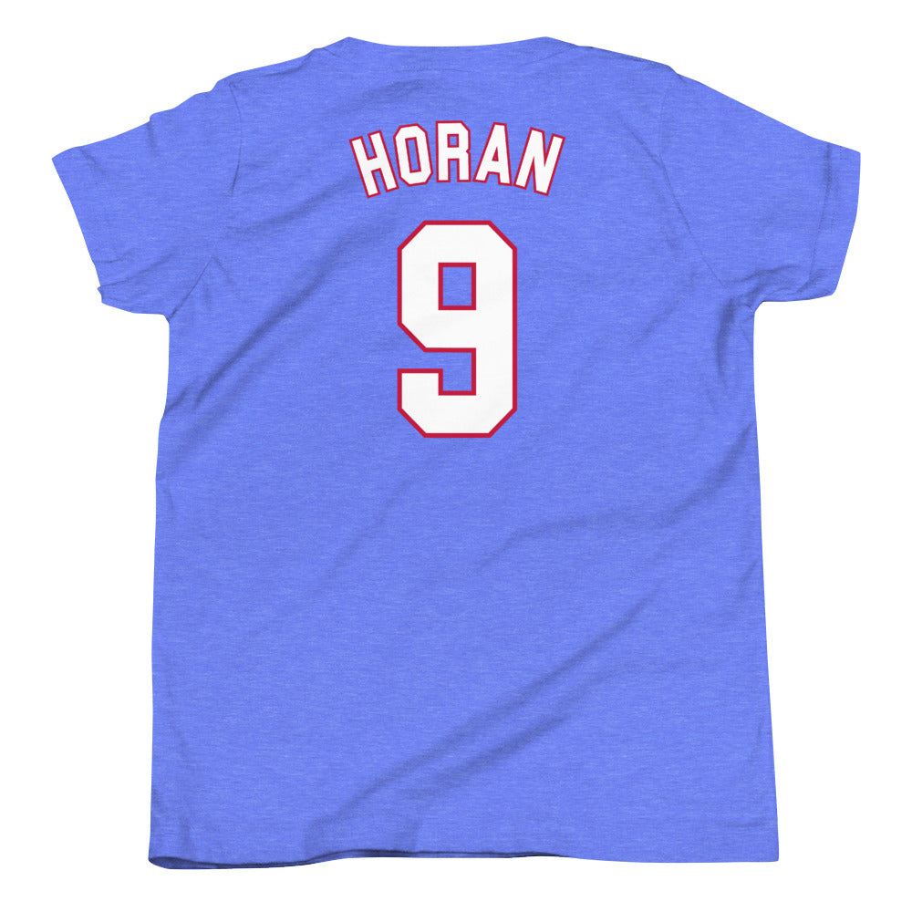 Lindsey Horan Youth USWNT 4 Star T-Shirt by Icon Sports