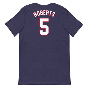 Tiffany Roberts 1999 USWNT 4 Star T-Shirt by Icon Sports