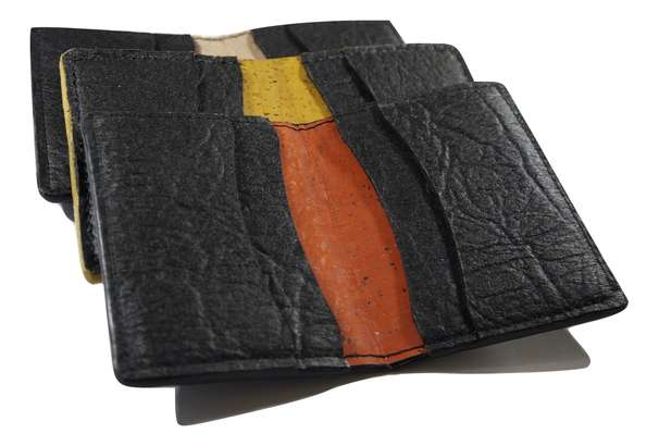 Bi Fold Cardholder - Pinatex and cork collection