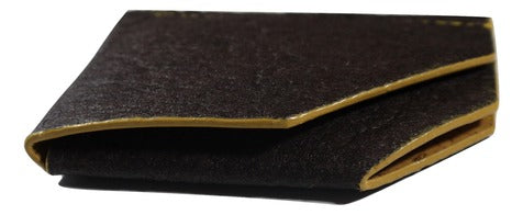 Origami Cardholder - Pinatex and cork collection