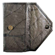 Load image into Gallery viewer, Envelope Purse / Long Wallet -  Tri-fold with central zipped section - Lanna Collection