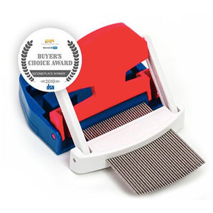 The Lice Combot Self Cleaning Lice Comb