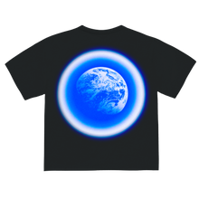 "Load image into Gallery viewer, ""OZONE"" T-SHIRT - BLACK"