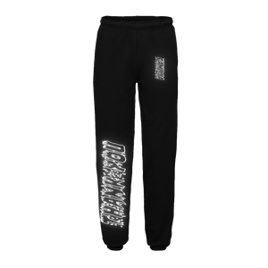 """FAMILIA"" SWEATPANTS - BLACK/3M"