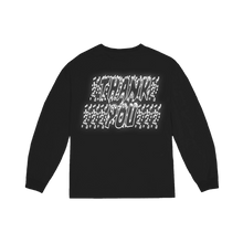 "Load image into Gallery viewer, ""FAMILIA"" LONG-SLEEVE TEE SHIRT - BLACK/3M"