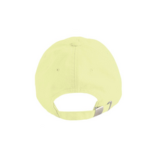 "Load image into Gallery viewer, ""NOT ALONE"" DAD HAT - LEMON/MINT"