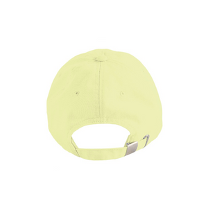 """NOT ALONE"" DAD HAT - LEMON/MINT"