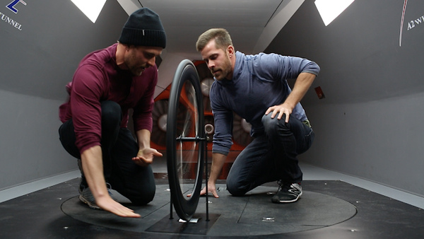 FLO Cycling – Wheel Design Series Step 5 – Wind Tunnel Results