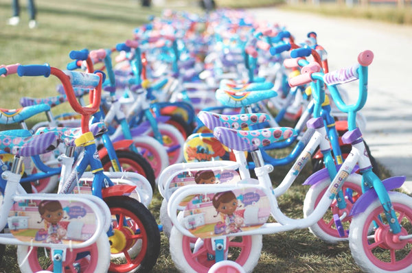 FLO Cycling – A History of Bike for a Kid