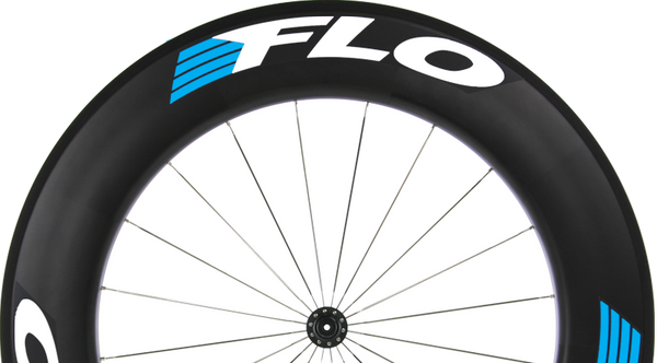 FLO 90 Carbon Clincher Front Wheel
