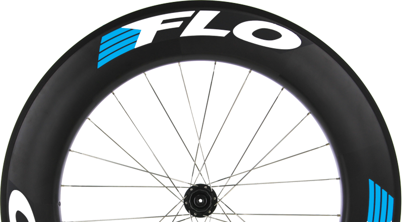 FLO 90 Carbon Clincher Rear Wheel