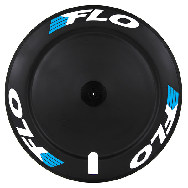 FLO DISC Aluminum + Carbon Rear Wheel