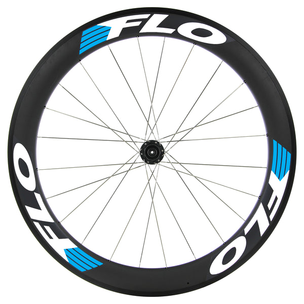 FLO 60 Aluminum + Carbon Rear Wheel