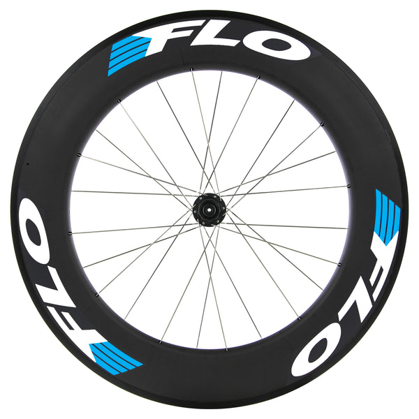 FLO 90 Aluminum + Carbon Rear Wheel