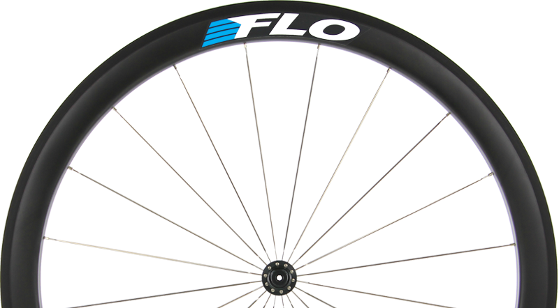 FLO 45 Carbon Clincher Front Wheel
