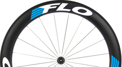 FLO 60 Carbon Clincher Front Wheel