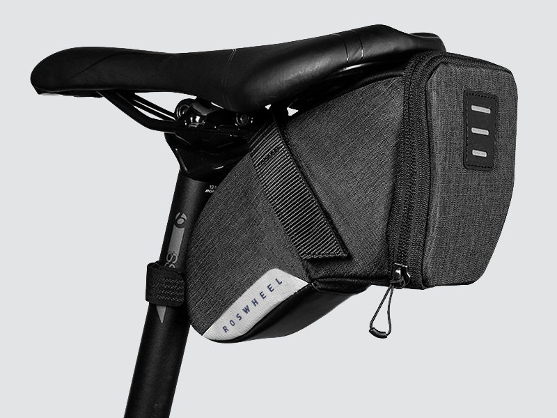 Essentials Saddle Bag Medium