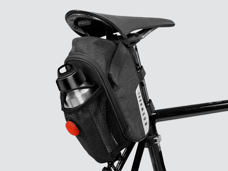 Essentials Saddle Bag Small