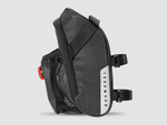 Essentials Vertical Saddle Bag with Light