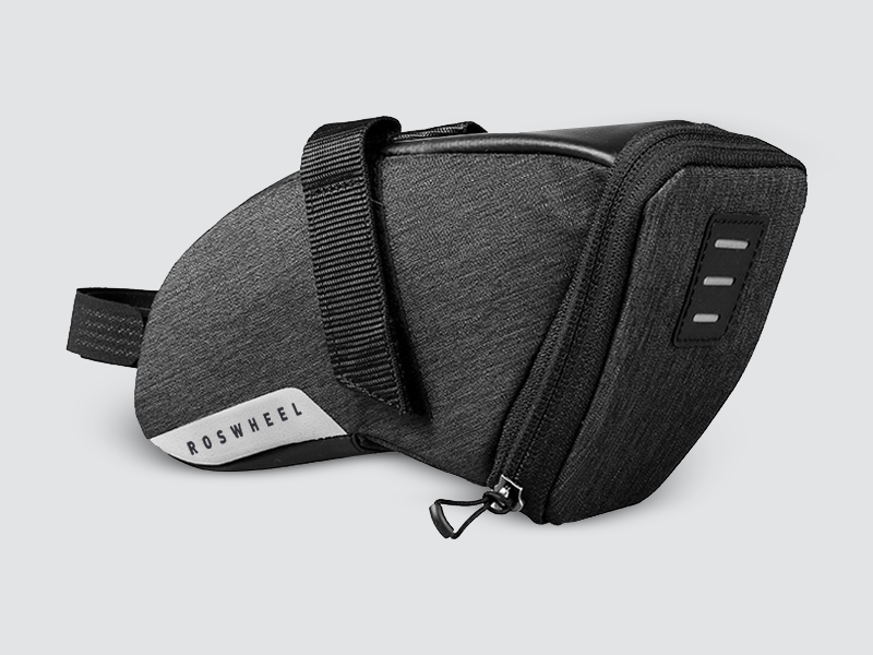 Essentials Saddle Bag Large