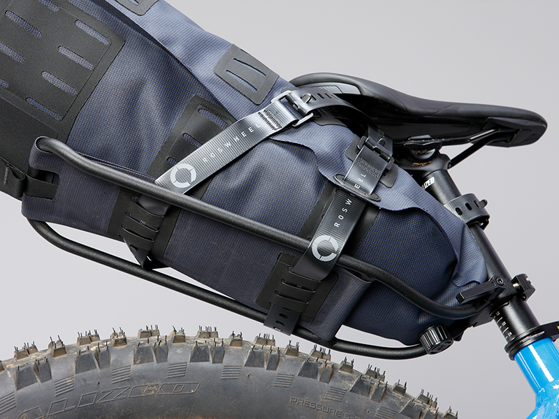 Offroad Seat Pack with Rack