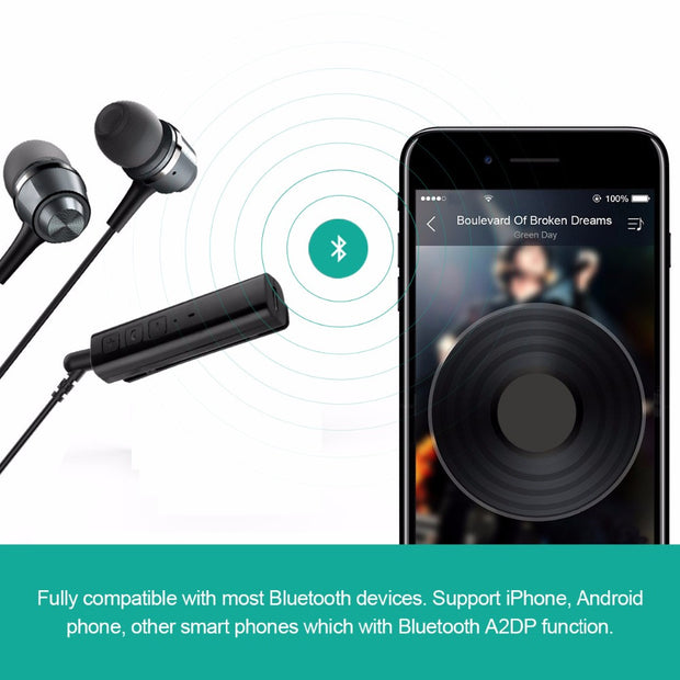 Bluetooth Aux Adapter - Futurefficiency