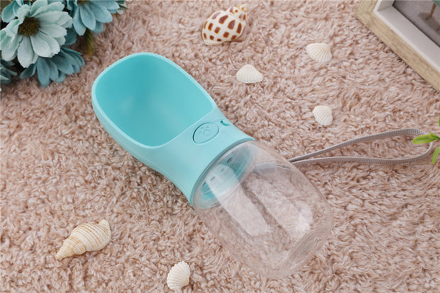 Portable Luxury Pet Water Bottle - Futurefficiency