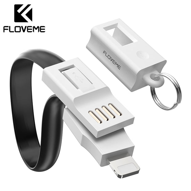 Multi-Functional USB iPhone Cable - Futurefficiency