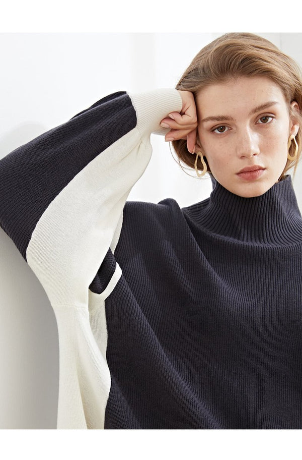 Pull Ample Col TurtleNeck