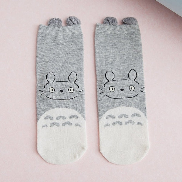 Chaussettes Kitty Cutie