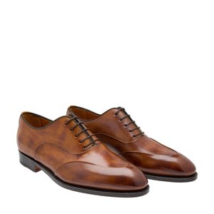 Admiral Oxford Brown Patina