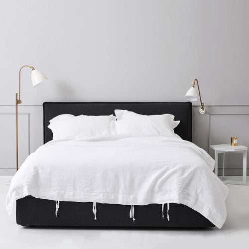 Everything Bed Linen Set - Arctic White