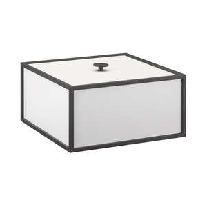 Frame 20 Storage Box - Light Grey