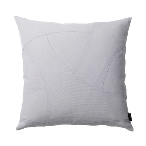 By Lassen Flow Cushion in Grey - Square