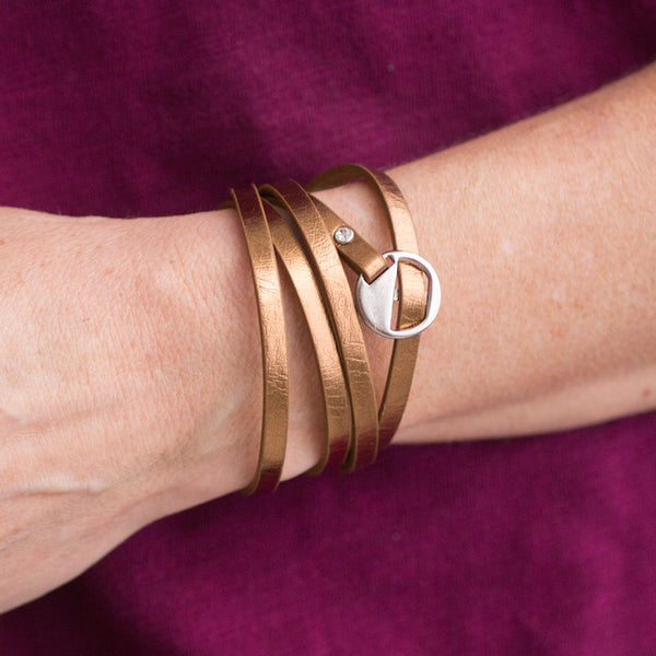 Classic BWrap Bracelet in Copper