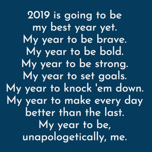 RING THE ALARM FOR 2019