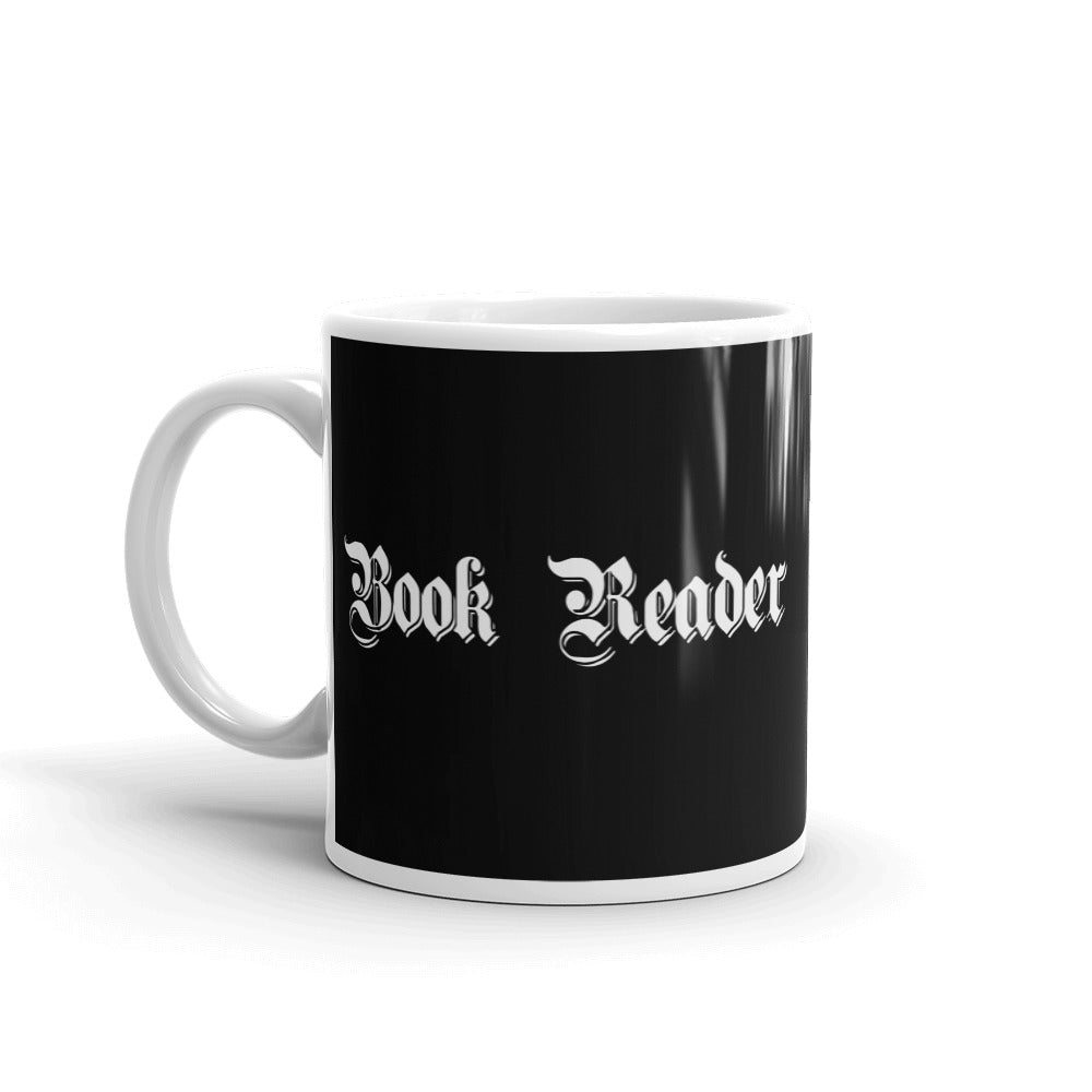 Book Reader - Mug - Bookish Merchandise - Gift for Booklovers - Book Merch - Reading Accessories - Bookacy - Books and More