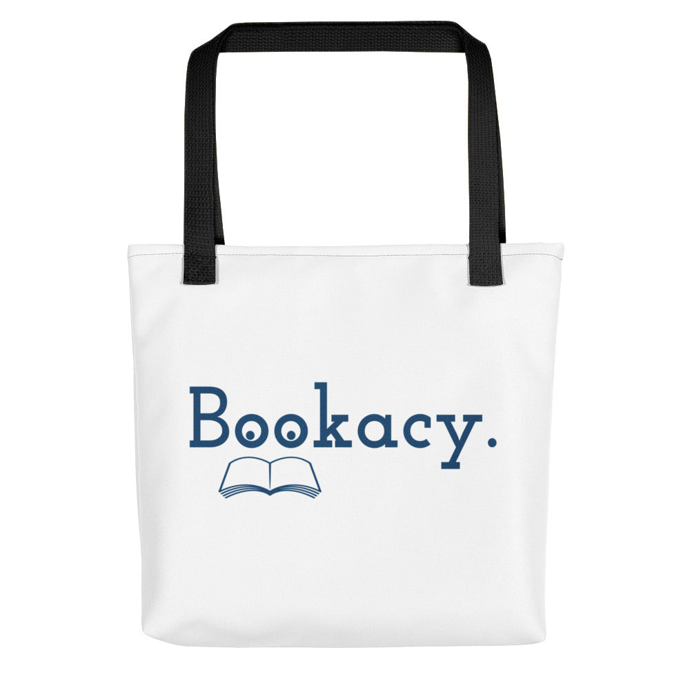 Tote Bag - Bookish Merchandise - Gift for Booklovers - Book Merch - Reading Accessories - Bookacy - Books and More