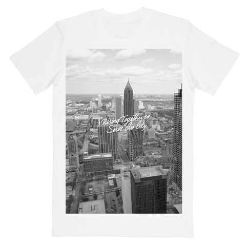 LOVE ATLANTA City Shirt - White