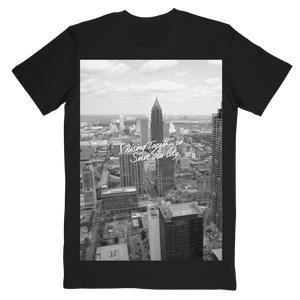 LOVE ATLANTA City Shirt - Black
