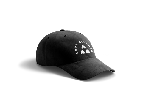 LOVE ATLANTA 2019 Dad Hat - Black