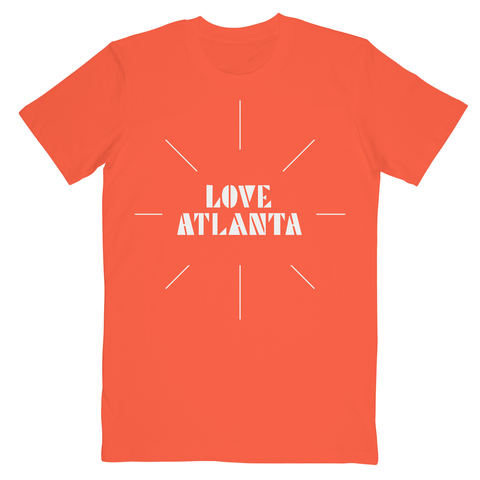 LOVE ATLANTA Kid's Shirt