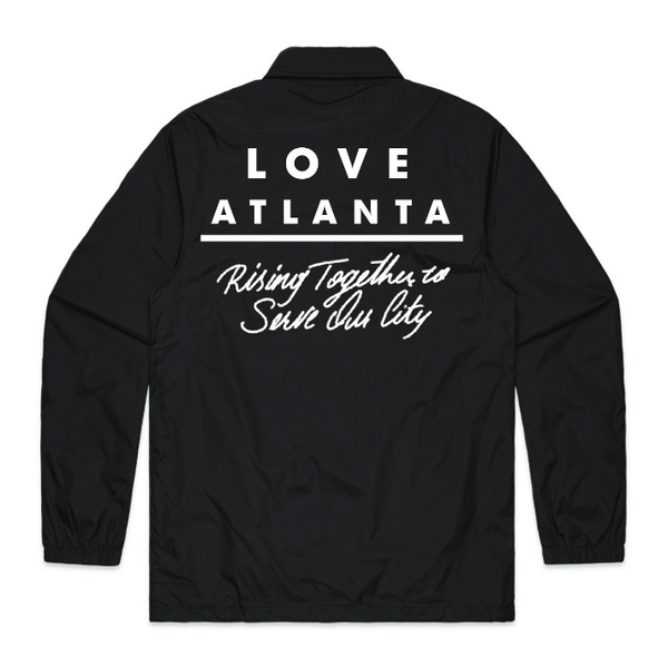 LOVE ATLANTA Coaches Jacket