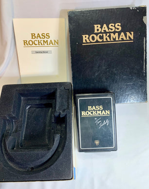 Bass Rockman by Tom Scholz SD & R