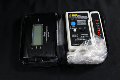 LAN Multi-Network Modular Cable Tester