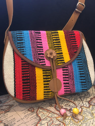 Leather & Loom-woven Bags | FREE SHIPPING