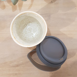 POTTERY KEEP CUP - MEDIUM